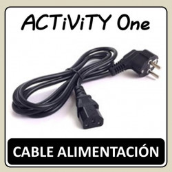 CABLE ALIMENTACION 5Mts...