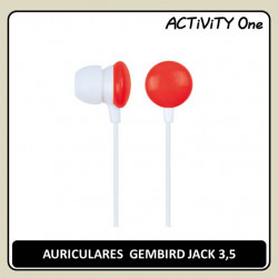 AURICULARES GEMBIRD EAR IN...