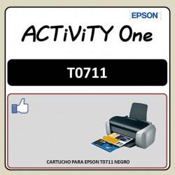 CARTUCHO PARA EPSON T0711...