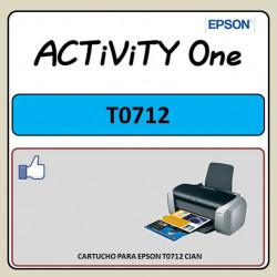CARTUCHO PARA EPSON T0712...