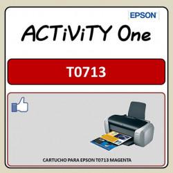 CARTUCHO PARA EPSON T0713...