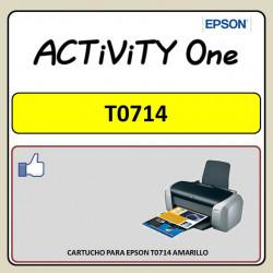 CARTUCHO PARA EPSON T0714...