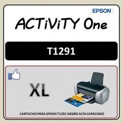 CARTUCHO PARA EPSON T1291...