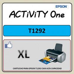 CARTUCHO PARA EPSON T1292...