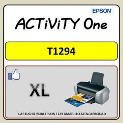 CARTUCHO PARA EPSON T1294...