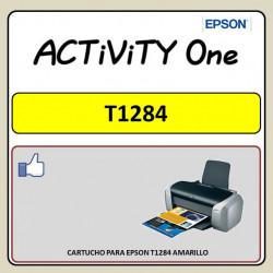 CARTUCHO PARA EPSON T1284...