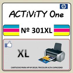 CARTUCHO PARA HP Nº 301XL...