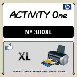 CARTUCHO PARA HP Nº 300XL...