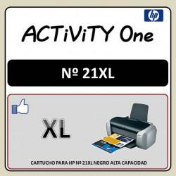 CARTUCHO PARA HP Nº 21XL...